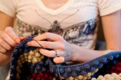 color photography self-portrait photography crochet photography