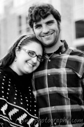black and white portraits, black and white photography, couple portraits, black and white couple portraits, outdoor couple portraits